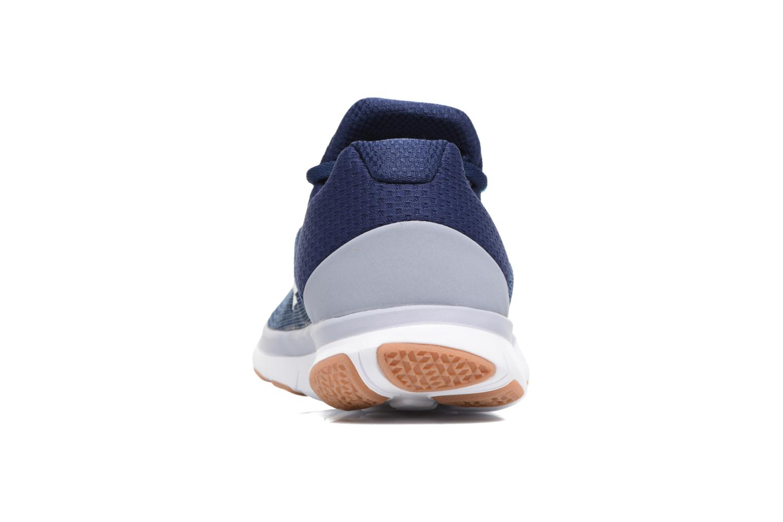 Chaussures de sport Nike Nike Free Trainer V7 Bleu vue droite