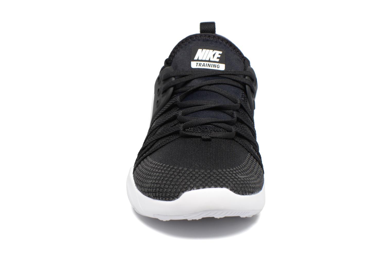 Chaussures de sport Nike Wmns Nike Free Tr 7 Noir vue portées chaussures