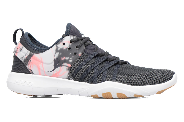 Chaussures de sport Nike Wmns Nike Free Tr 7 Gris vue derrière
