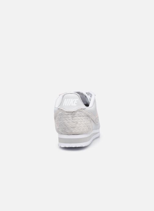 Sneaker Nike Wmns Classic Cortez Prem beige ansicht von rechts