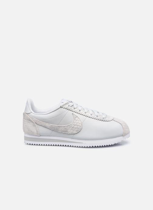 Sneaker Nike Wmns Classic Cortez Prem beige ansicht von hinten