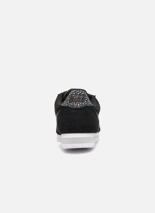 Sneaker Nike Wmns Classic Cortez Prem schwarz ansicht von rechts