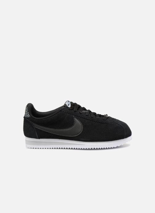 Sneaker Nike Wmns Classic Cortez Prem schwarz ansicht von hinten