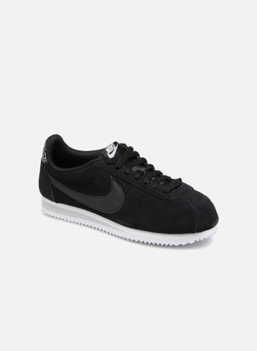 Sneaker Nike Wmns Classic Cortez Prem schwarz detaillierte ansicht/modell