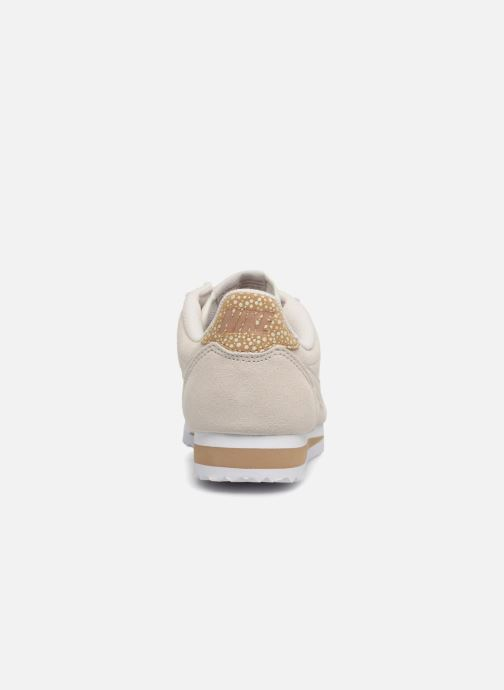 Sneaker Nike Wmns Classic Cortez Prem grau ansicht von rechts