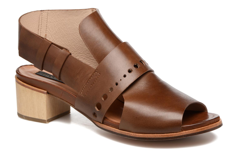 Sandaler Neosens Callet S149 Brun detaljerad bild på paret
