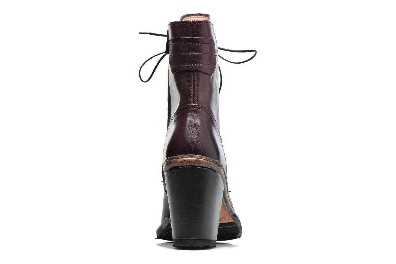 Bottines et boots Neosens Alarije S375 Violet vue droite
