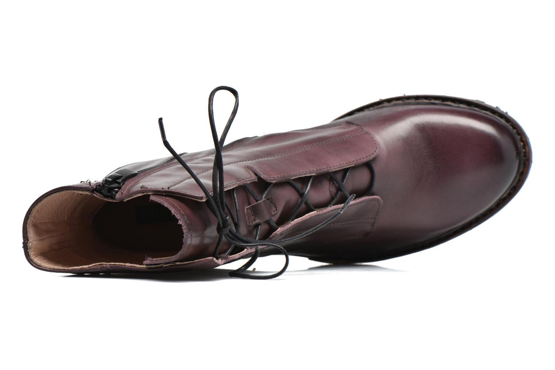 Bottines et boots Neosens Alarije S375 Violet vue gauche