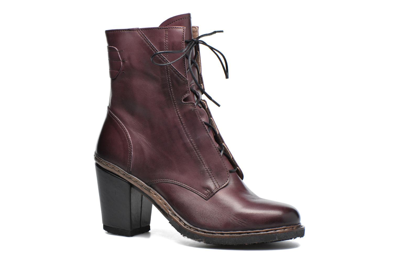 Bottines et boots Neosens Alarije S375 Violet vue détail/paire
