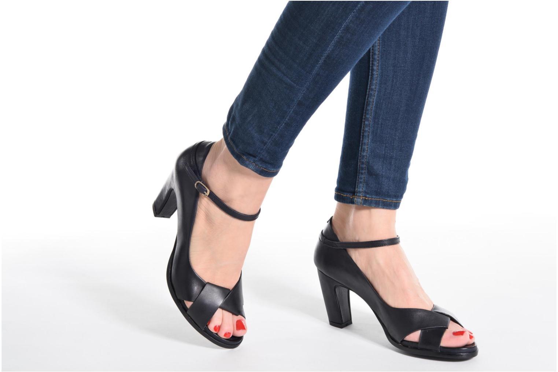 Zapatos de tacón Neosens Altesse S467 Marrón vista de abajo