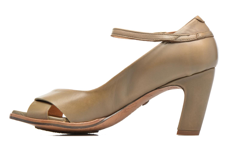 Zapatos de tacón Neosens Altesse S467 Beige vista de frente