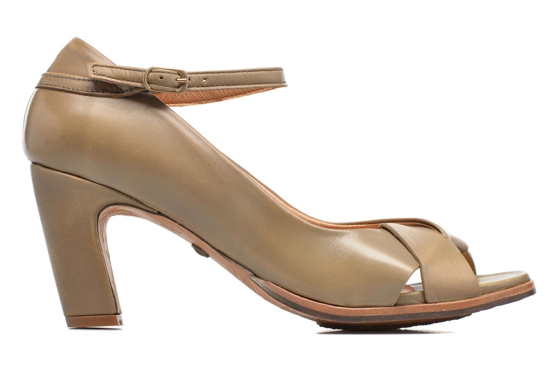 Zapatos de tacón Neosens Altesse S467 Beige vistra trasera