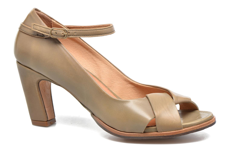 Høje hæle Neosens Altesse S467 Beige detaljeret billede af skoene