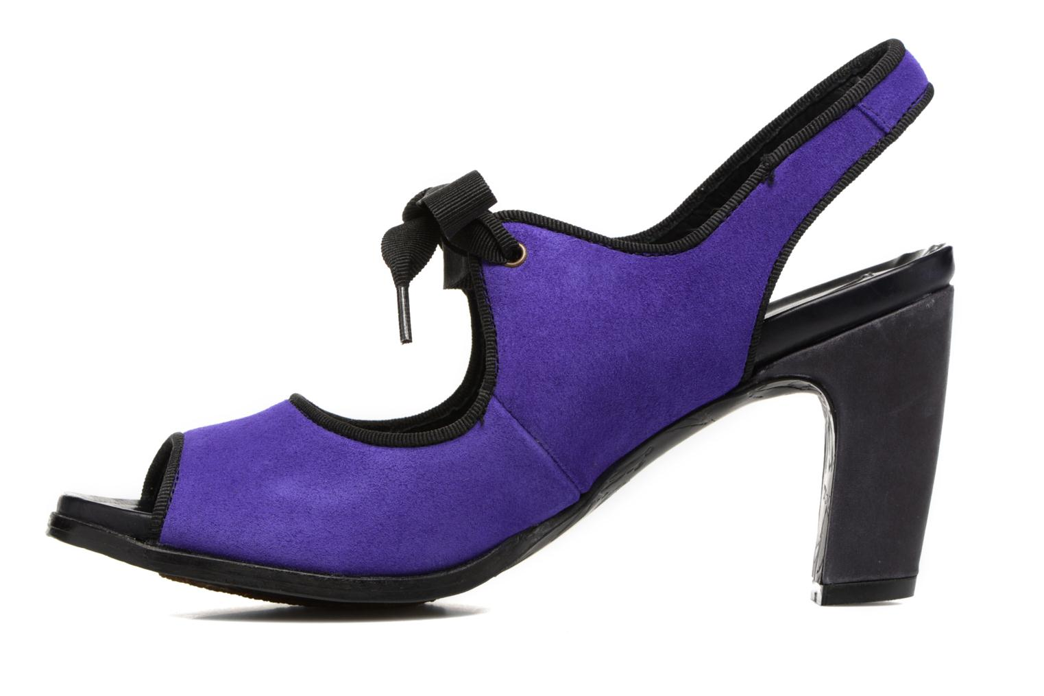 High heels Neosens Altesse S468 Purple front view