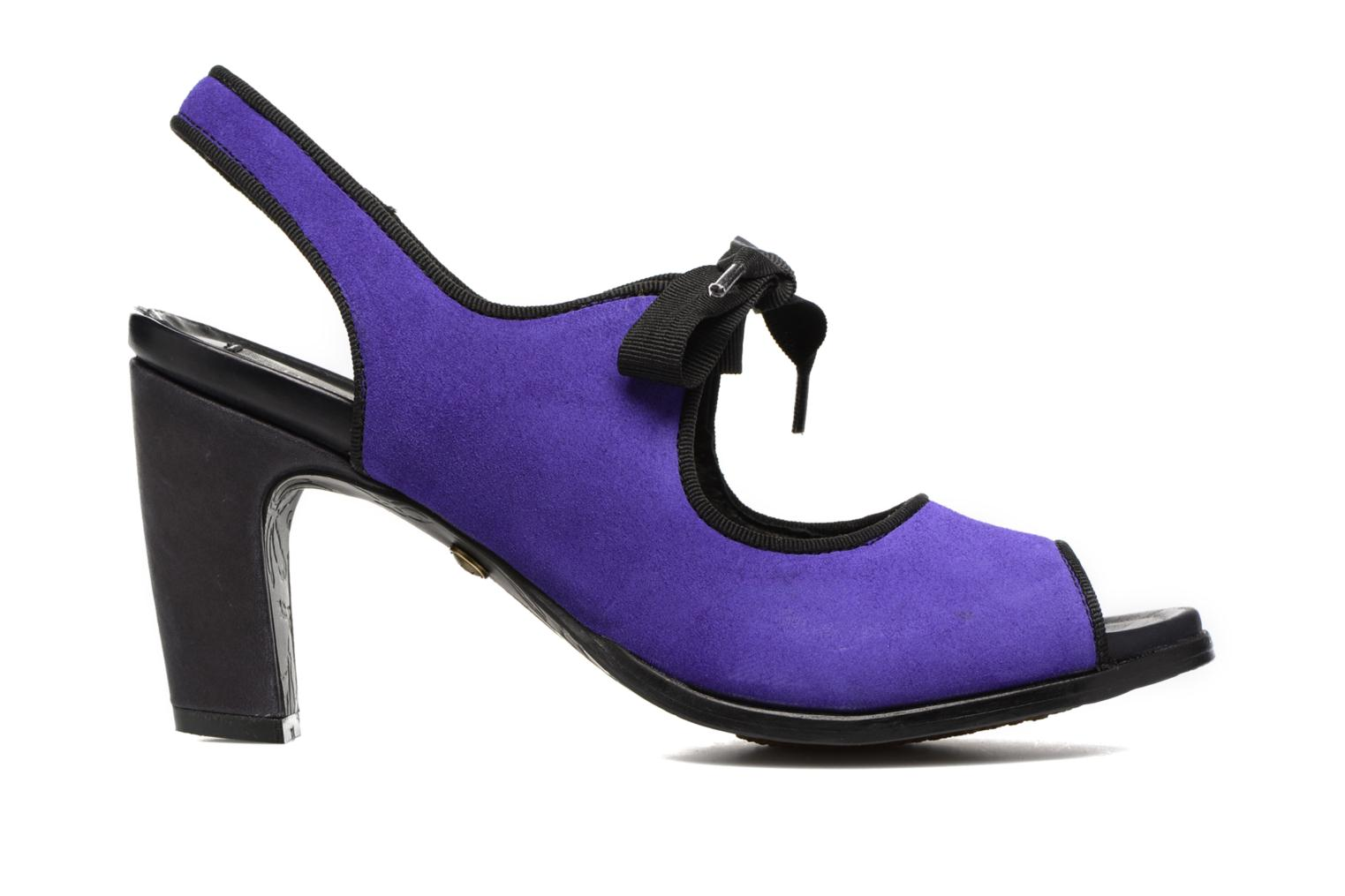 High heels Neosens Altesse S468 Purple back view