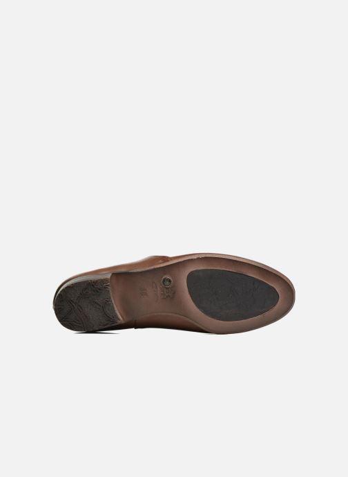 Bottines et boots Neosens Sultana S545 Marron vue haut