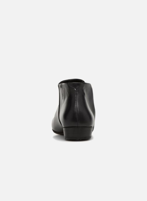 Bottines et boots Neosens Sultana S545 Noir vue droite