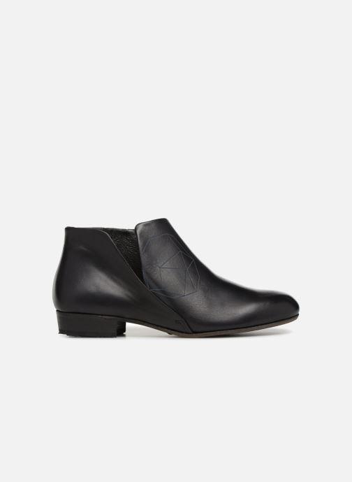Bottines et boots Neosens Sultana S545 Noir vue derrière