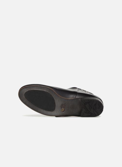 Bottines et boots Neosens Sultana S545 Noir vue haut