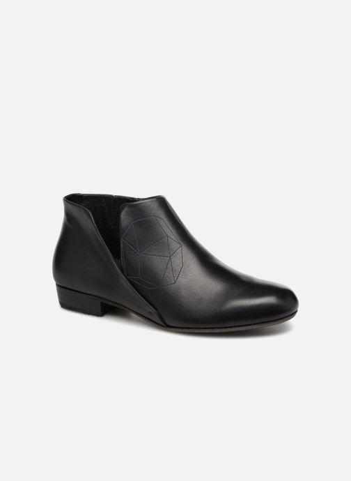 Bottines et boots Neosens Sultana S545 Noir vue détail/paire