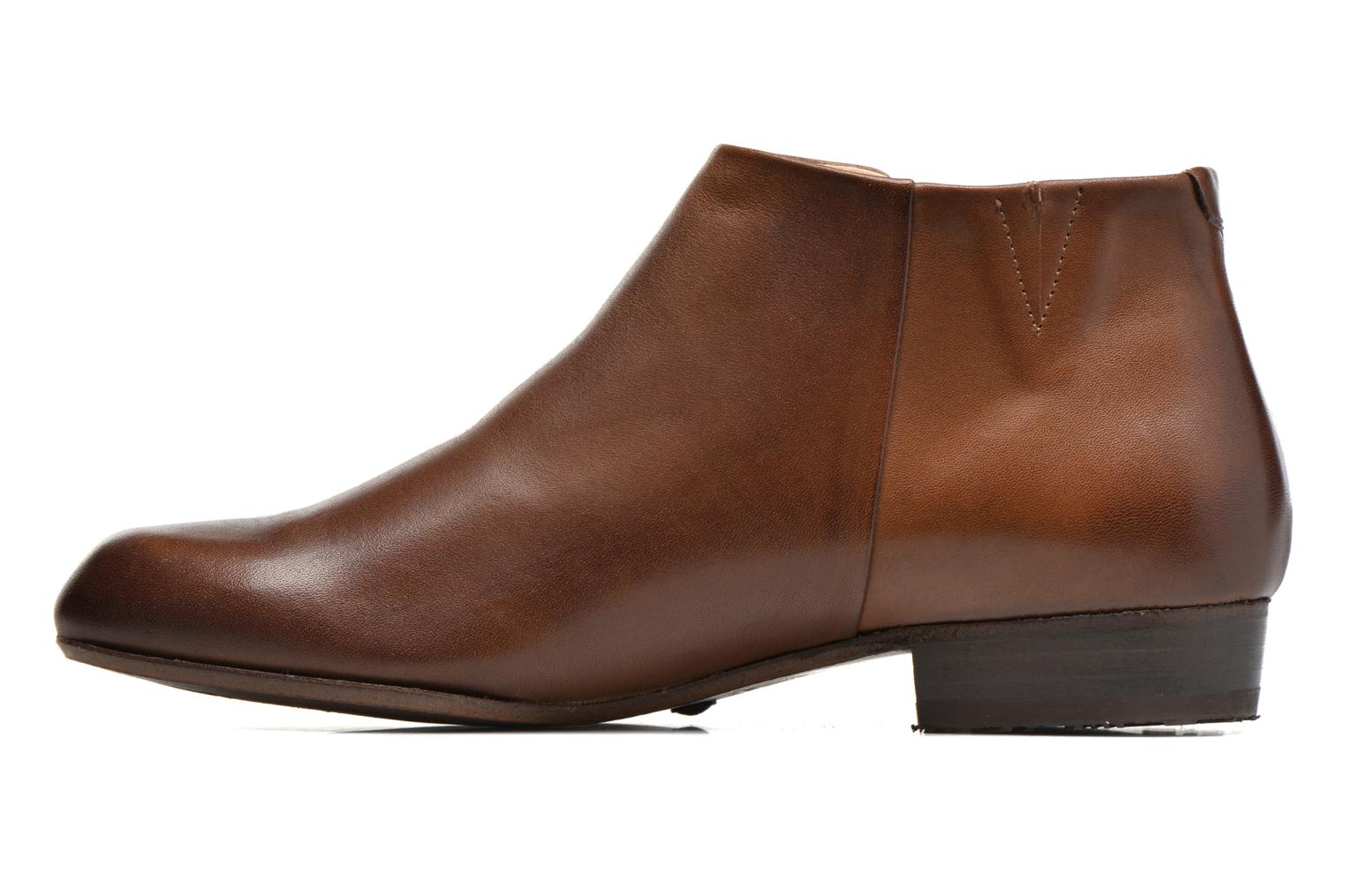 Bottines et boots Neosens Sultana S545 Marron vue face