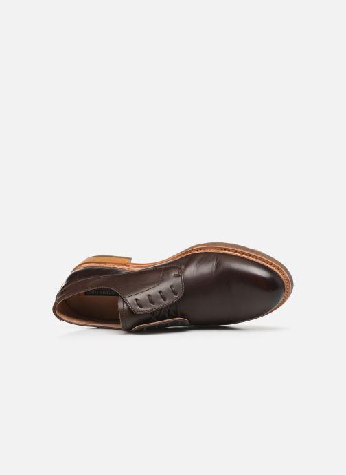 Chaussures à lacets Neosens Ferron S887 Marron vue gauche