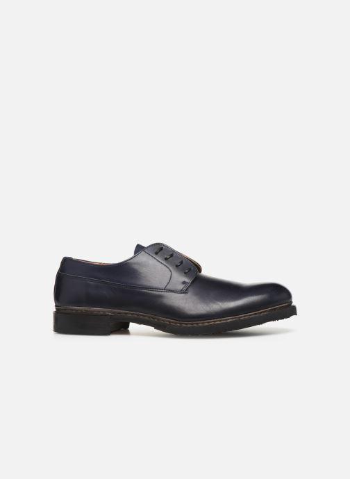 Zapatos con cordones Neosens Ferron S887 Azul vistra trasera