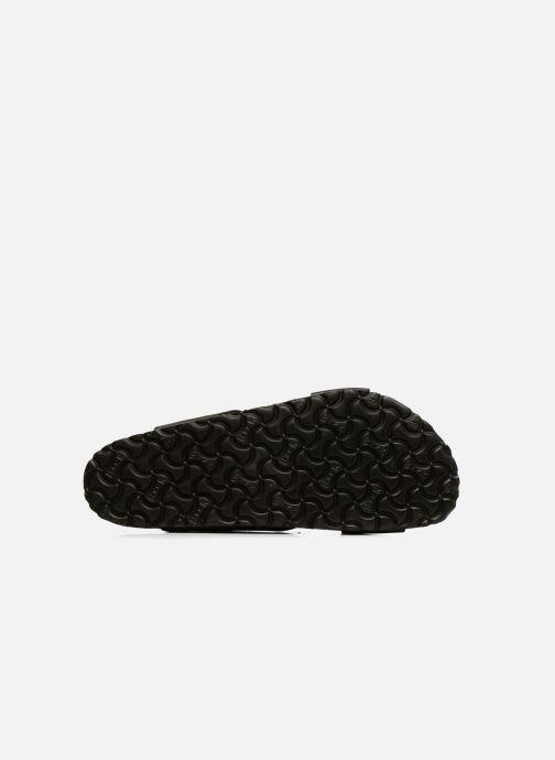 Sandales et nu-pieds Birkenstock Tunis Noir vue haut