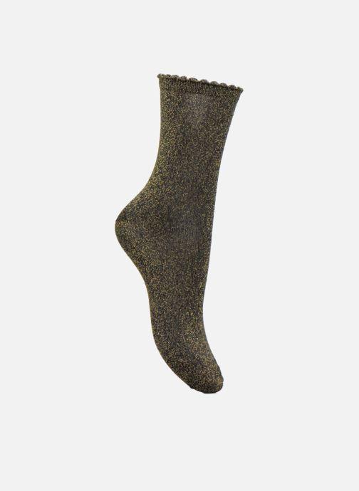 Sokken en panty's Pieces Chaussettes Glitter Sebby Zwart detail
