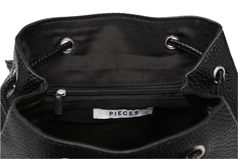 Zaini Pieces Billie Backpack Nero immagine posteriore