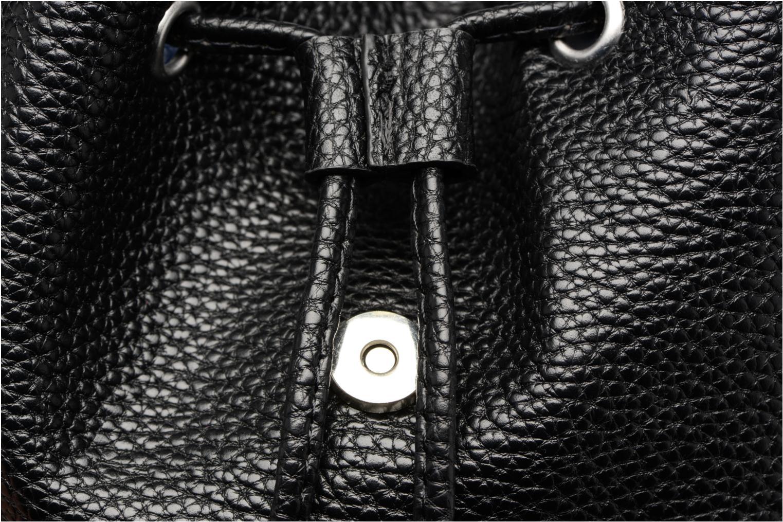 Zaini Pieces Billie Backpack Nero immagine sinistra