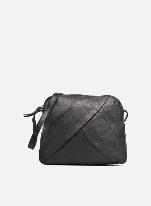 Sacs pochettes Pieces Dacil Leather Cross Over Bag Exp Noir vue détail/paire