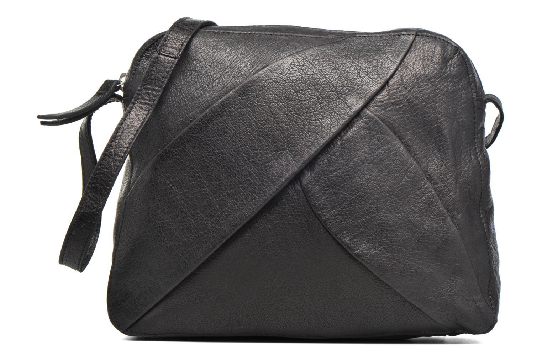 Sacs pochettes Pieces Dacil Leather Cross Over Bag Exp Noir vue détail/paire