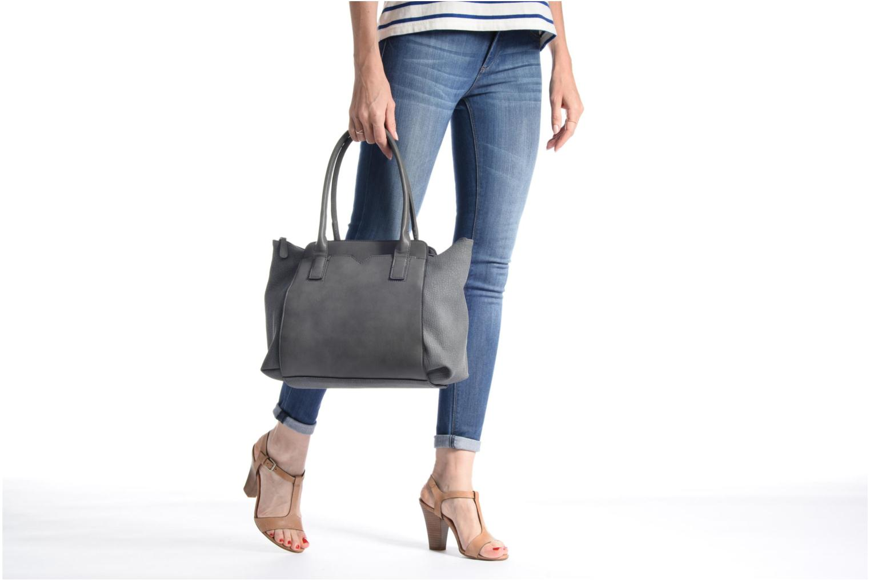 Handtassen Pieces Ladada Bag Blauw boven