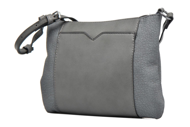 Sacs pochettes Pieces Ladada Cross Body Bag Bleu vue portées chaussures