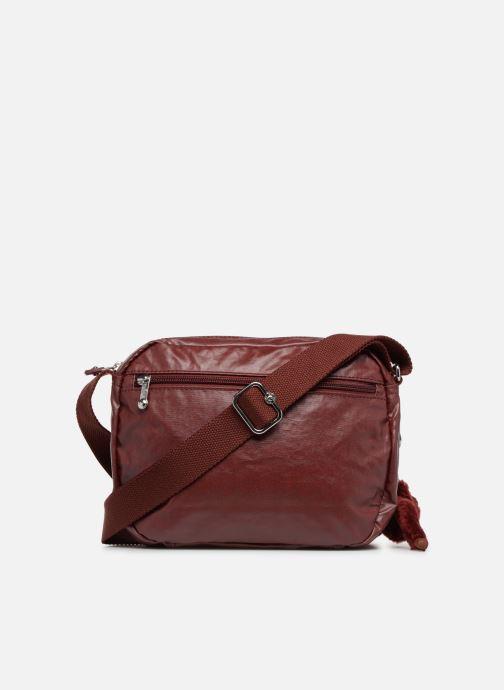 Handtaschen kipling PATTI weinrot ansicht von vorne