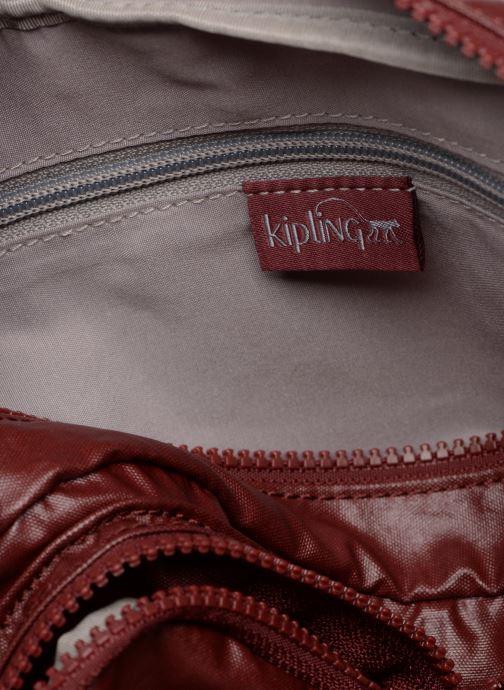 Handtaschen kipling PATTI weinrot ansicht von hinten