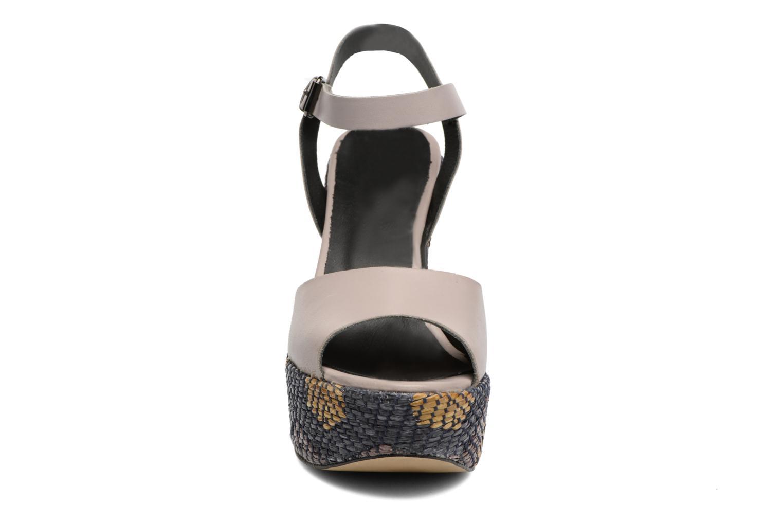 Sandals Elizabeth Stuart Eugenie Beige model view