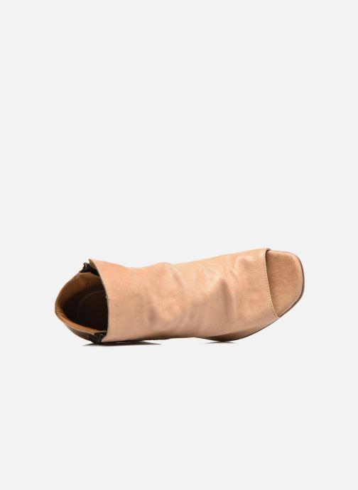 Boots en enkellaarsjes Elizabeth Stuart Sigride Beige links
