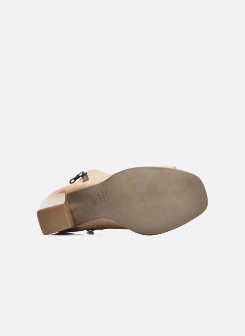 Boots en enkellaarsjes Elizabeth Stuart Sigride Beige boven