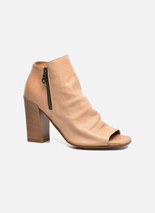 Ankle boots Elizabeth Stuart Sigride Beige detailed view/ Pair view