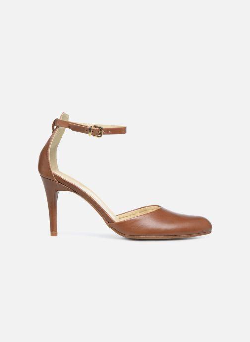 Zapatos de tacón Elizabeth Stuart Civry 304 Marrón vistra trasera
