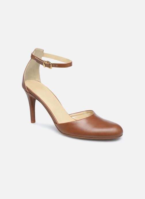 Zapatos de tacón Elizabeth Stuart Civry 304 Marrón vista de detalle / par