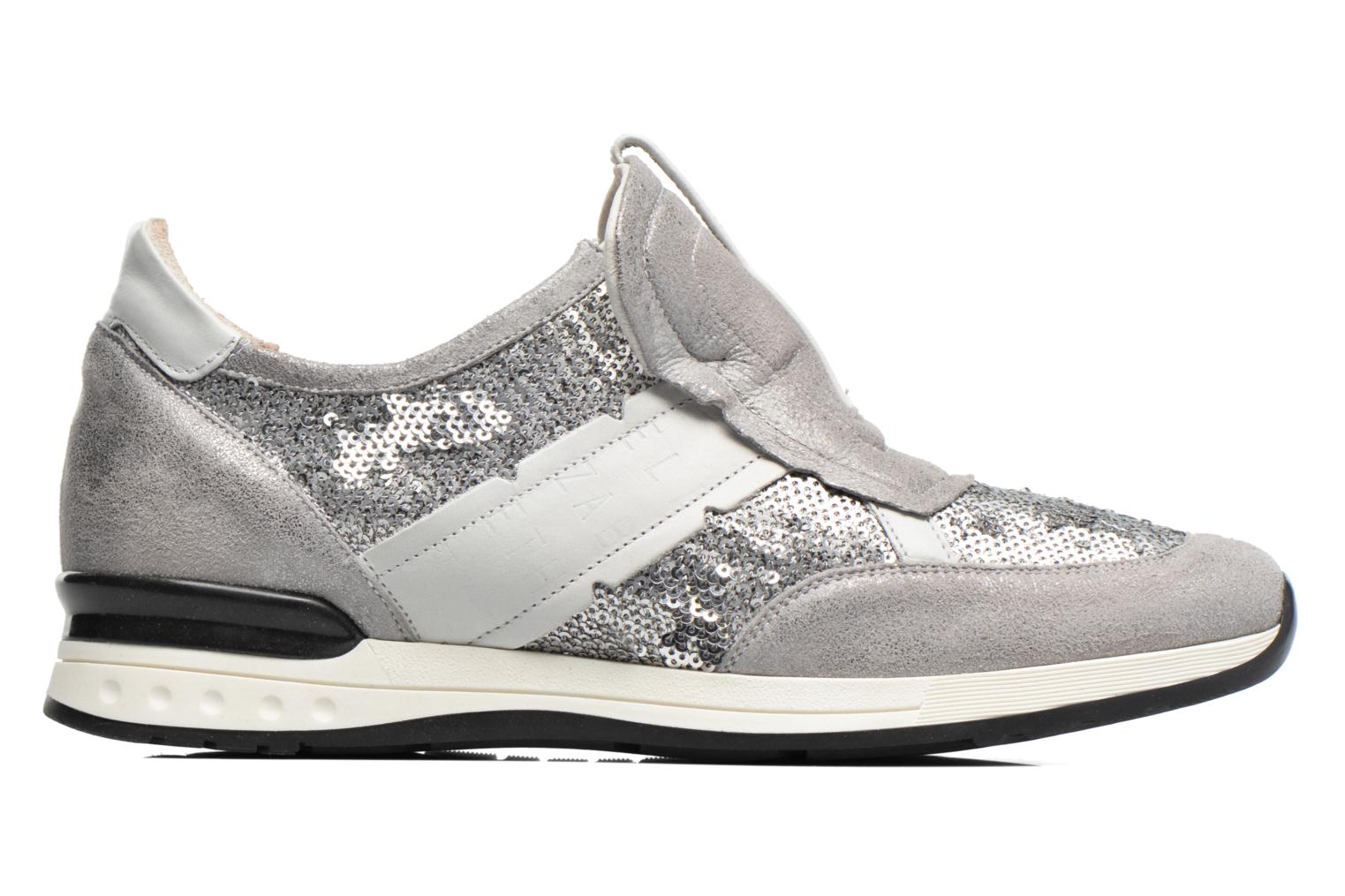 Trainers Elizabeth Stuart Galia 984 Silver back view