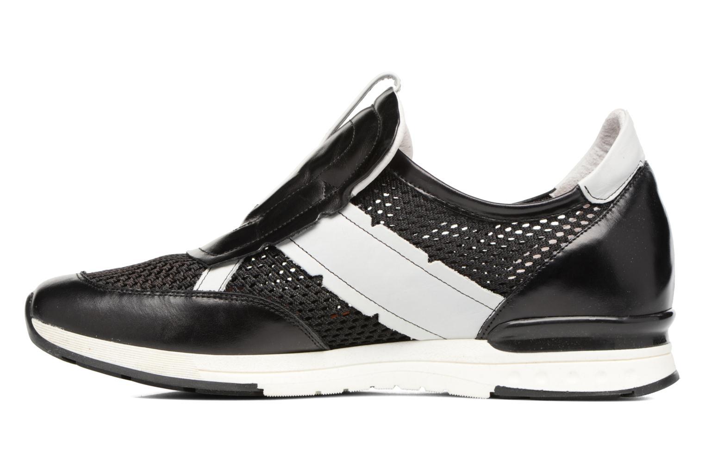 Sneaker Elizabeth Stuart Galia 986 schwarz ansicht von vorne