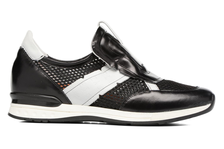 Sneaker Elizabeth Stuart Galia 986 schwarz ansicht von hinten