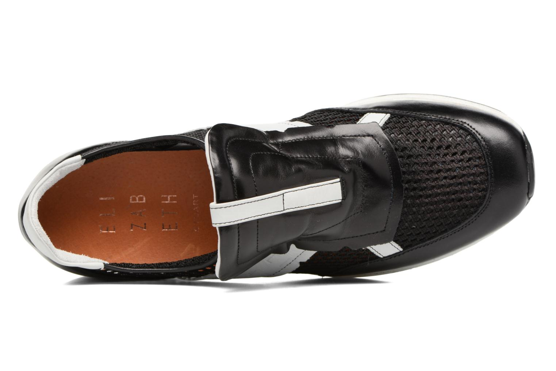 Sneaker Elizabeth Stuart Galia 986 schwarz ansicht von links