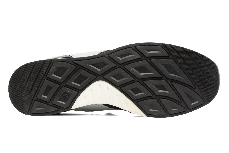 Sneaker Elizabeth Stuart Galia 986 schwarz ansicht von oben