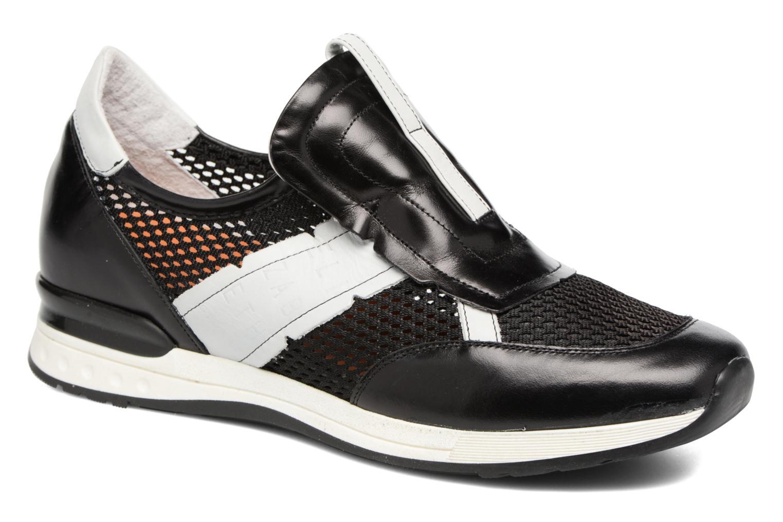Sneaker Elizabeth Stuart Galia 986 schwarz detaillierte ansicht/modell