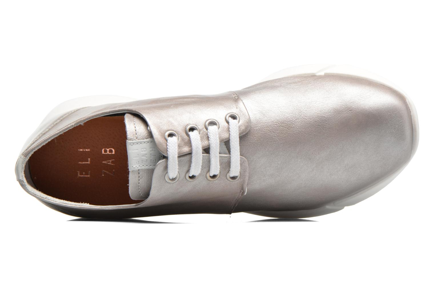 Trainers Elizabeth Stuart Gozi 967 Silver view from the left